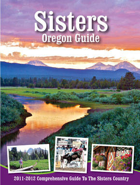 Sisters Oregon Guide cover