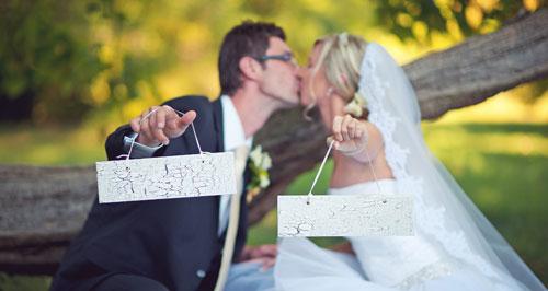 DIY Your Way To A Fairytale Wedding