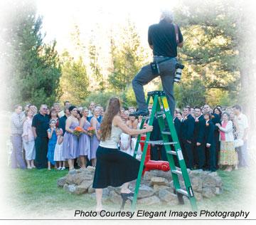 sisters oregon weddings wedding photography take your best shot